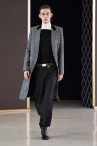 Balenciaga Menswear Fall 2013 Look 2