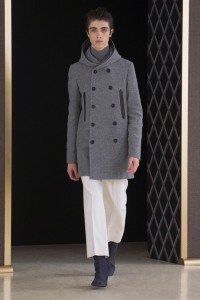 Balenciaga Menswear Fall 2013 Look 7