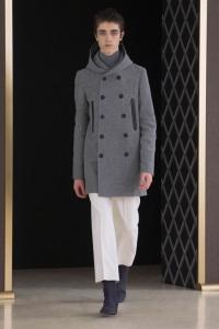 Balenciaga Menswear Fall 2013 Look 7