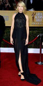 Jenna Elfman in Balmain
