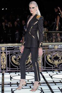 Atelier Versace, Spring 2013, Look 1