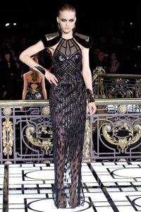 Atelier Versace, Spring 2013, Look 21