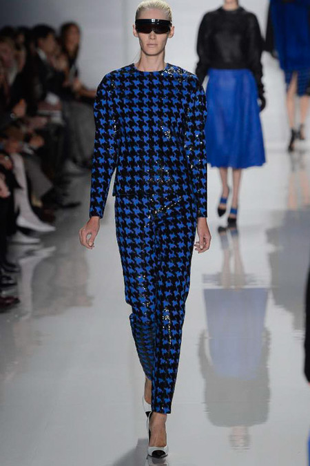 Michael Kors, Fall 2013, Look 15