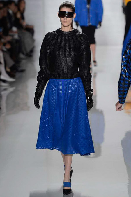 Michael Kors, Fall 2013, Look 16