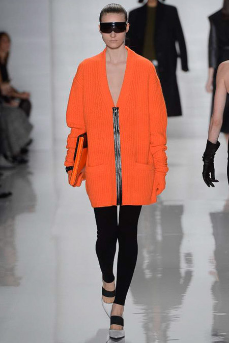 Michael Kors, Fall 2013, Look 27
