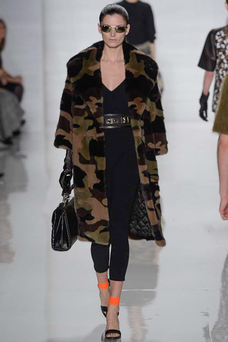 Michael Kors, Fall 2013, Look 34