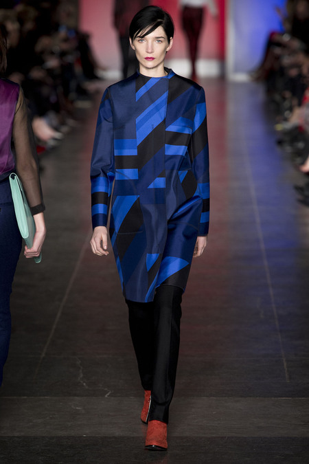 Paul Smith, Fall 2013, Look 36