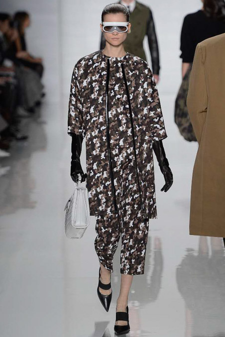 Michael Kors, Fall 2013, Look 37