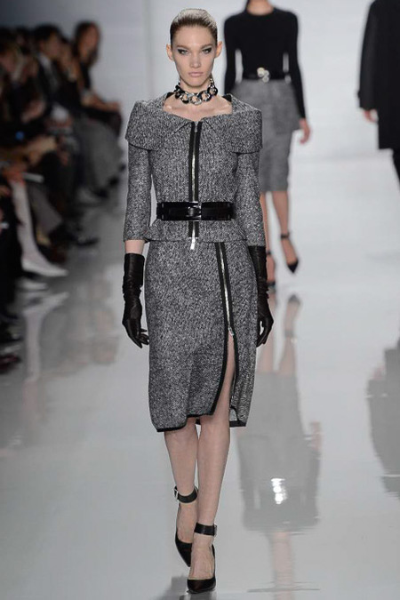 Michael Kors, Fall 2013, Look 48