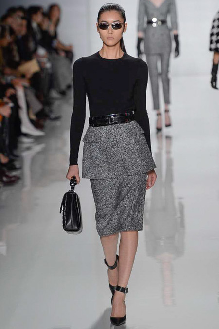 Michael Kors, Fall 2013, Look 49