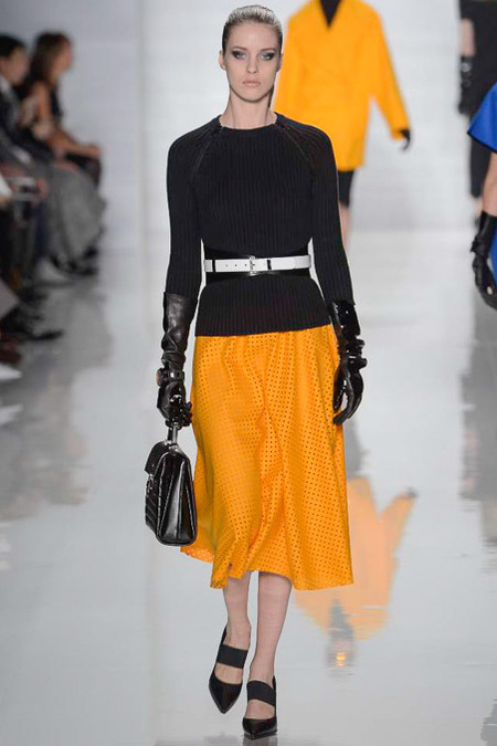 Michael Kors, Fall 2013, Look 6