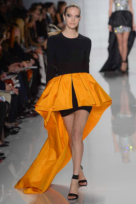 Michael Kors, Fall 2013, Look 62