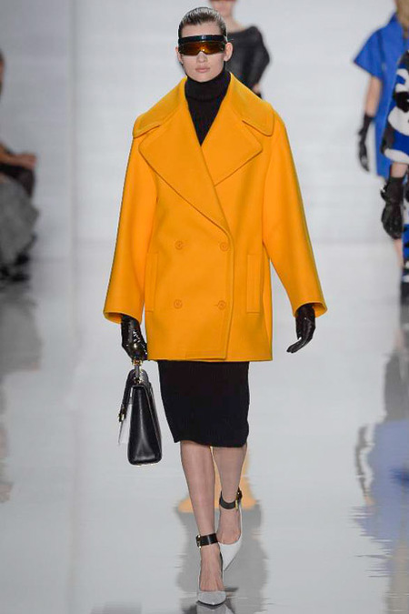 Michael Kors, Fall 2013, Look 7