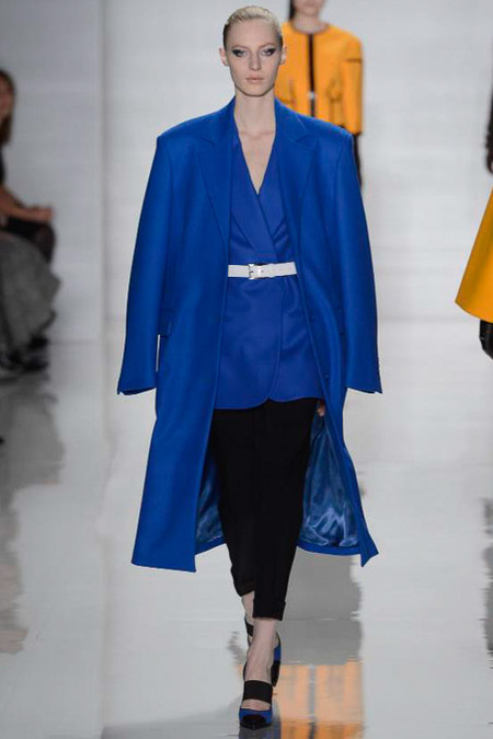 Michael Kors, Fall 2013, Look 9
