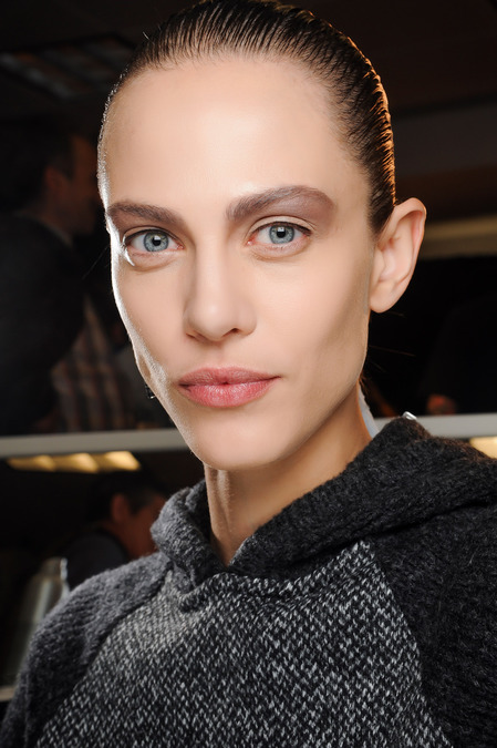Alexander Wang Fall 2013 Makeup Look