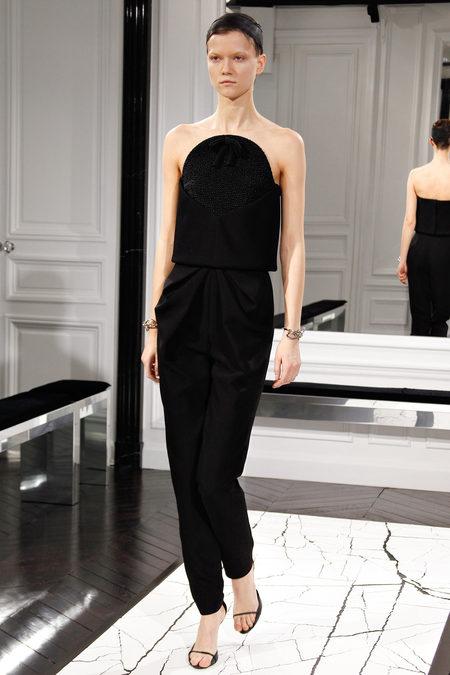 Balenciaga by Alexander Wang, Fall 2013, Look 11