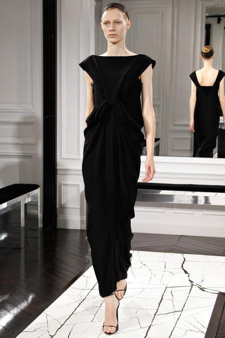 Balenciaga by Alexander Wang, Fall 2013, Look 14