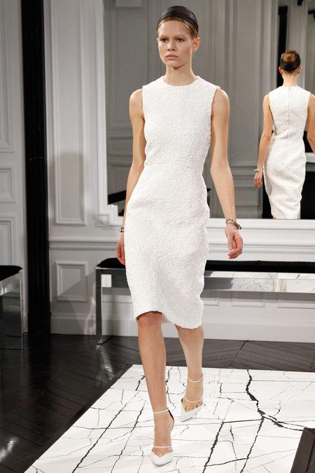 Balenciaga by Alexander Wang, Fall 2013, Look 17