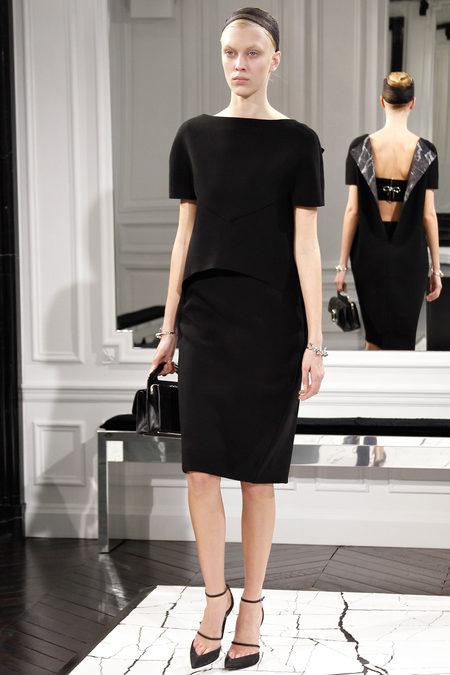 Balenciaga by Alexander Wang, Fall 2013, Look 19