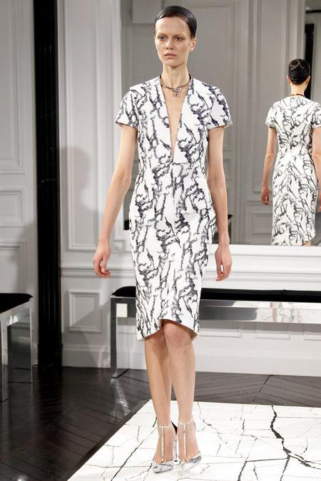 Balenciaga by Alexander Wang, Fall 2013, Look 23