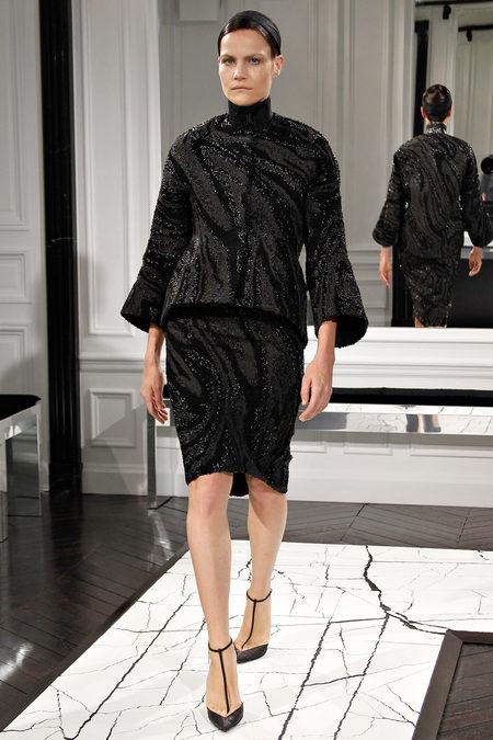 Balenciaga by Alexander Wang, Fall 2013, Look 26