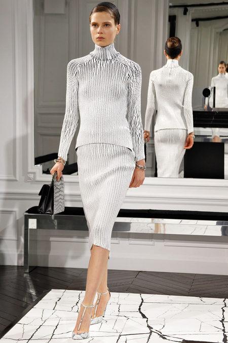 Balenciaga by Alexander Wang, Fall 2013, Look 28