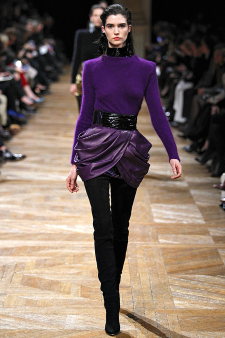 Balmain, Fall 2013, Look 31
