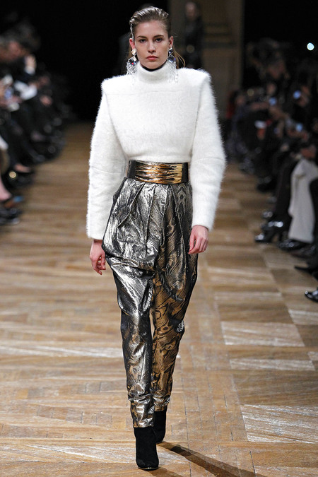 Balmain, Fall 2013, Look 3