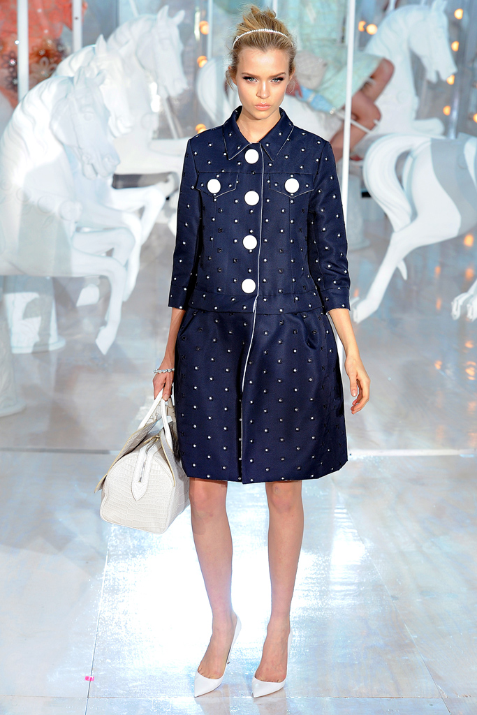Louis Vuitton, Spring 2012, Look 20