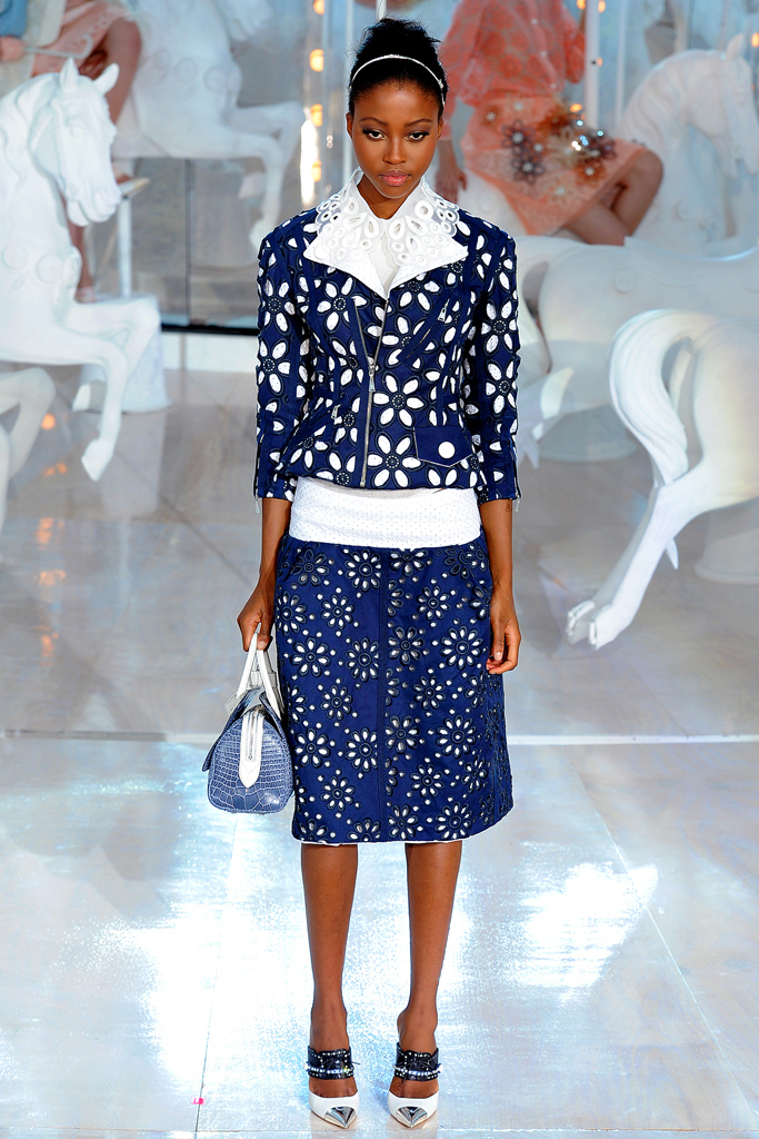 Louis Vuitton, Spring 2012, Look 21