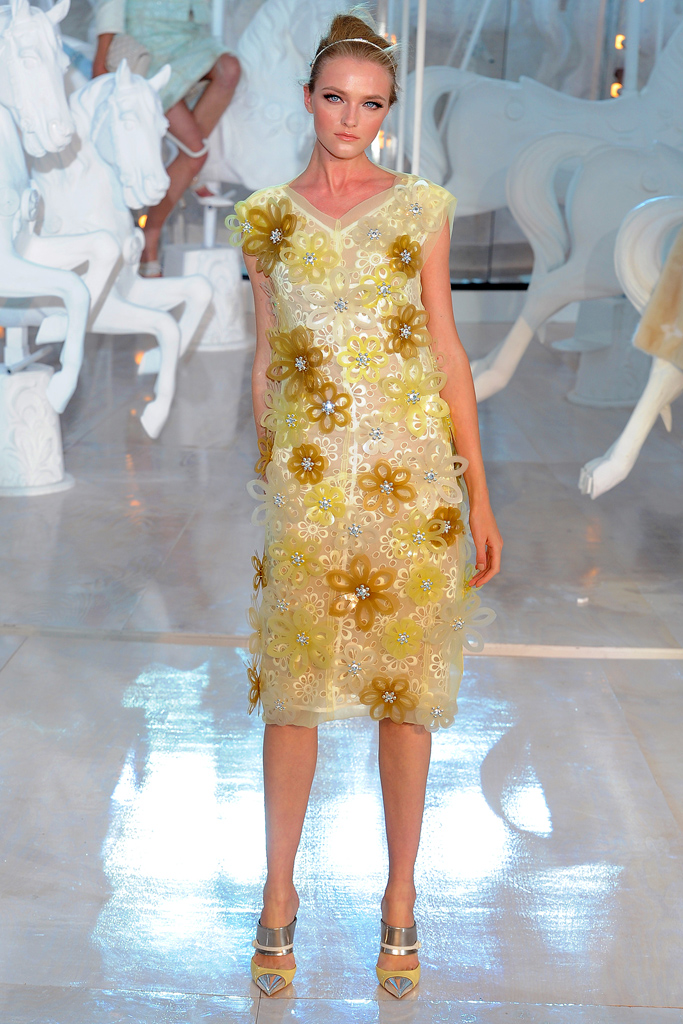 Louis Vuitton, Spring 2012, Look 35