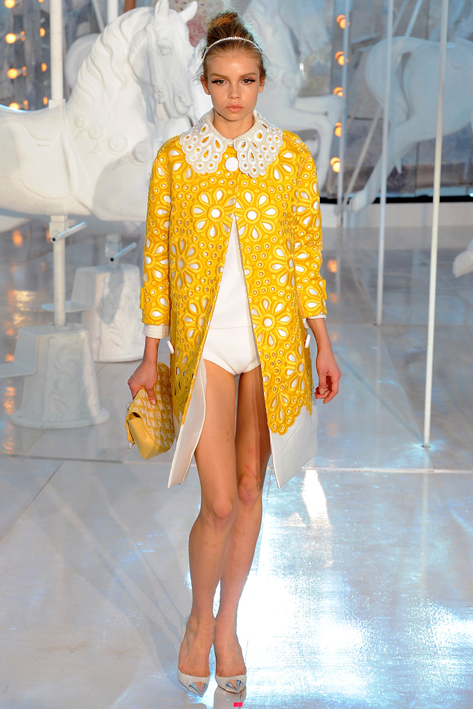Louis Vuitton, Spring 2012, Look 42