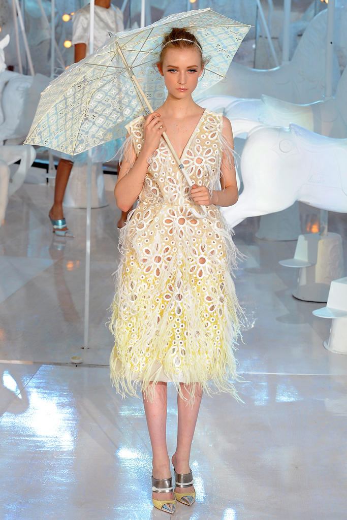 Louis Vuitton, Spring 2012, Look 44