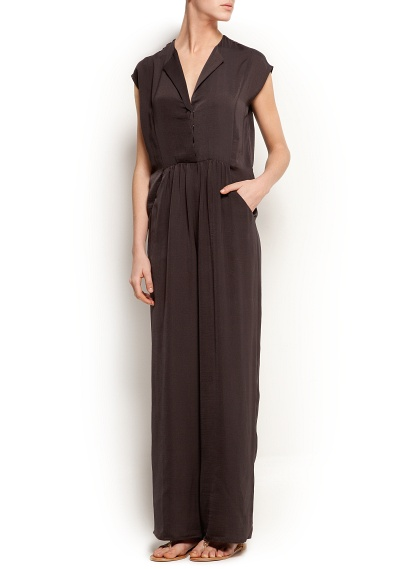 Mango Wide-Leg Jumpsuit-$99.99