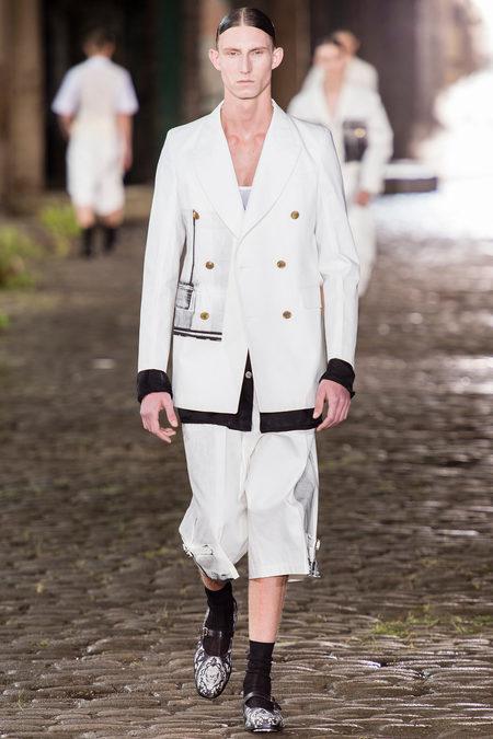 Alexander McQueen, Spring 2014, Look 10