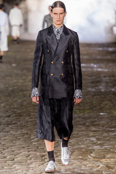 Alexander McQueen, Spring 2014, Look 13