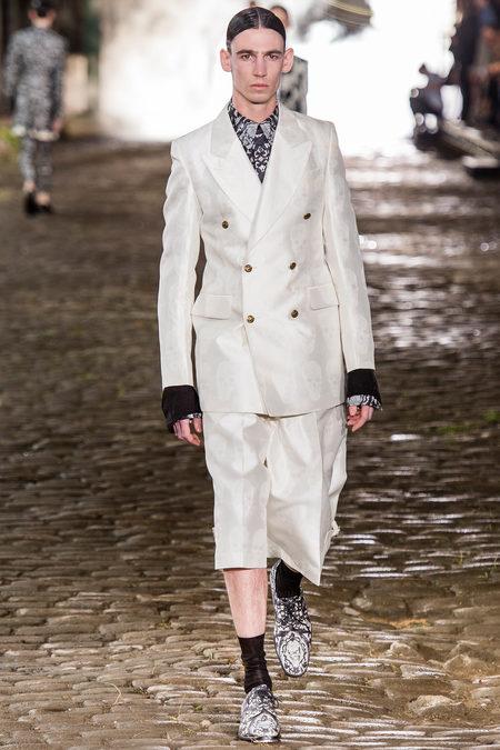 Alexander McQueen, Spring 2014, Look 16