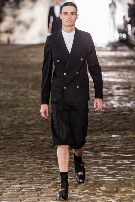 Alexander McQueen, Spring 2014, Look 25