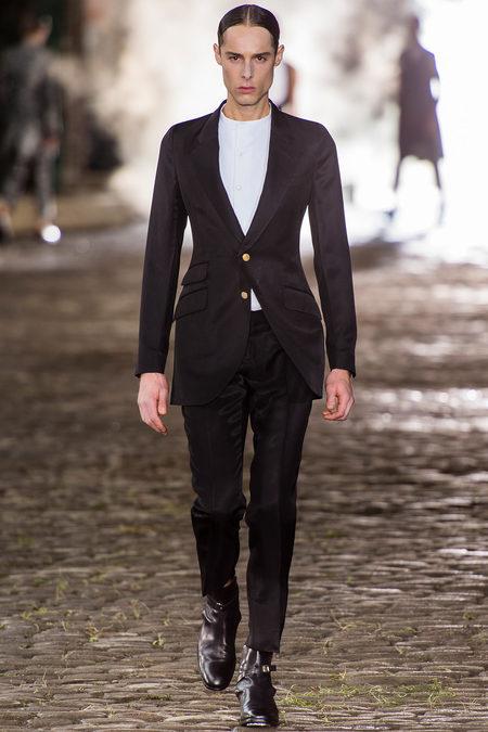 Alexander McQueen, Spring 2014, Look 26