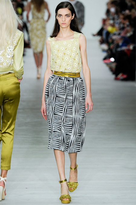 Matthew Williams, Spring 2014, Look 12 Photo: Umberto Fratini/Indigitalimages.com