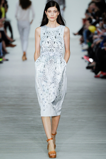 Matthew Williams, Spring 2014, Look 17 Photo: Umberto Fratini/Indigitalimages.com