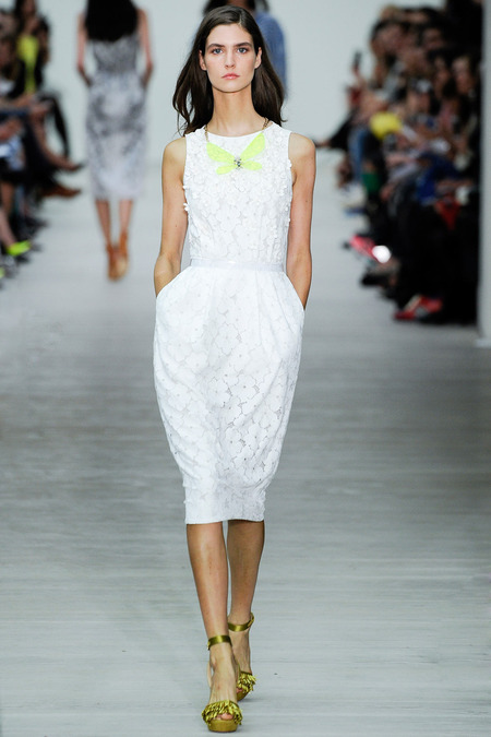 Matthew Williams, Spring 2014, Look 19 Photo: Umberto Fratini/Indigitalimages.com