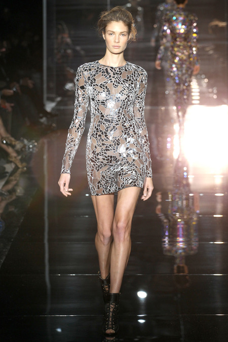 Tom Ford, Spring 2014, Look 28 Photo: Marcus Tondo/Indigitalimages.com