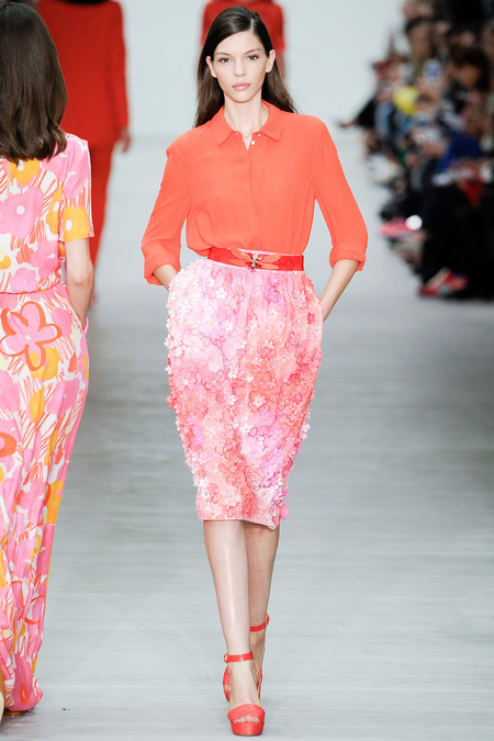 Matthew Williams, Spring 2014, Look 3 Photo: Umberto Fratini/Indigitalimages.com