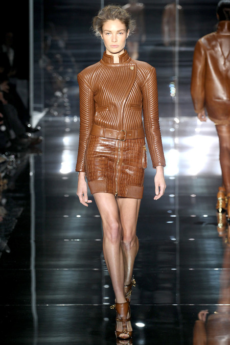 Tom Ford, Spring 2014, Look 4 Photo: Marcus Tondo/Indigitalimages.com