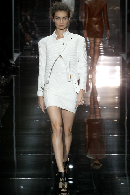 Tom Ford, Spring 2014, Look 5 Photo: Marcus Tondo/Indigitalimages.com