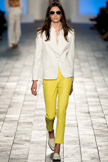Paul Smith, Spring 2014, Look 8 Photo: Yannis Viamos/Indigitalimages.com