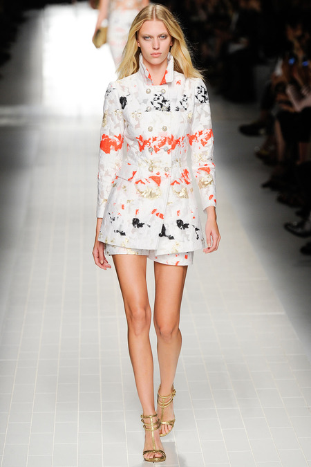 Blumarine, Spring 2014, Look 5 Photo: Umberto Fratini/Indigitalimages.com