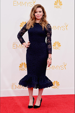 Natasha Lyonne in custom Opening Ceremony Photo: Getty Images found on www.style.com