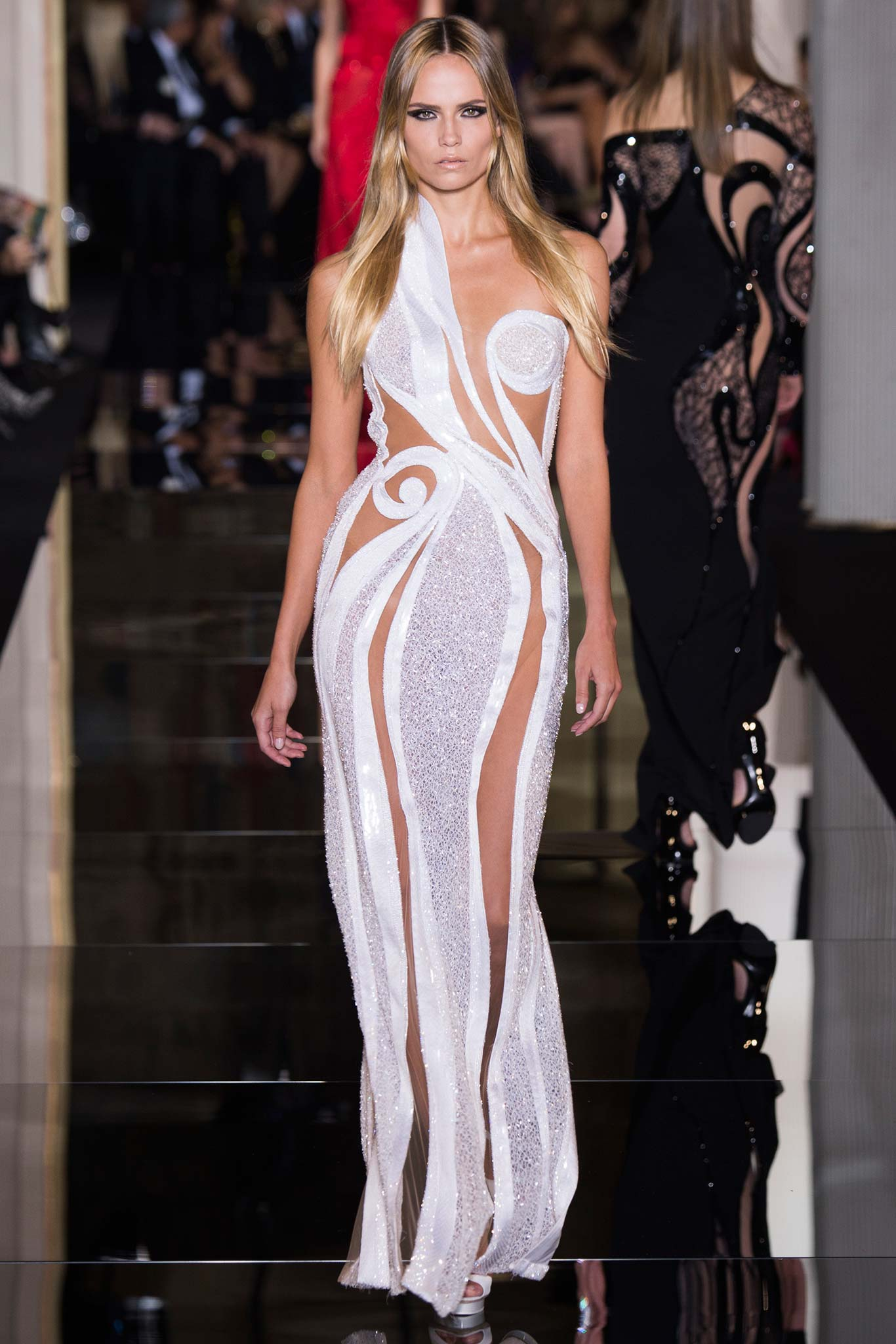 Atelier Versace–Spring/Summer 2015 Collection – Gavo Capote\'s World